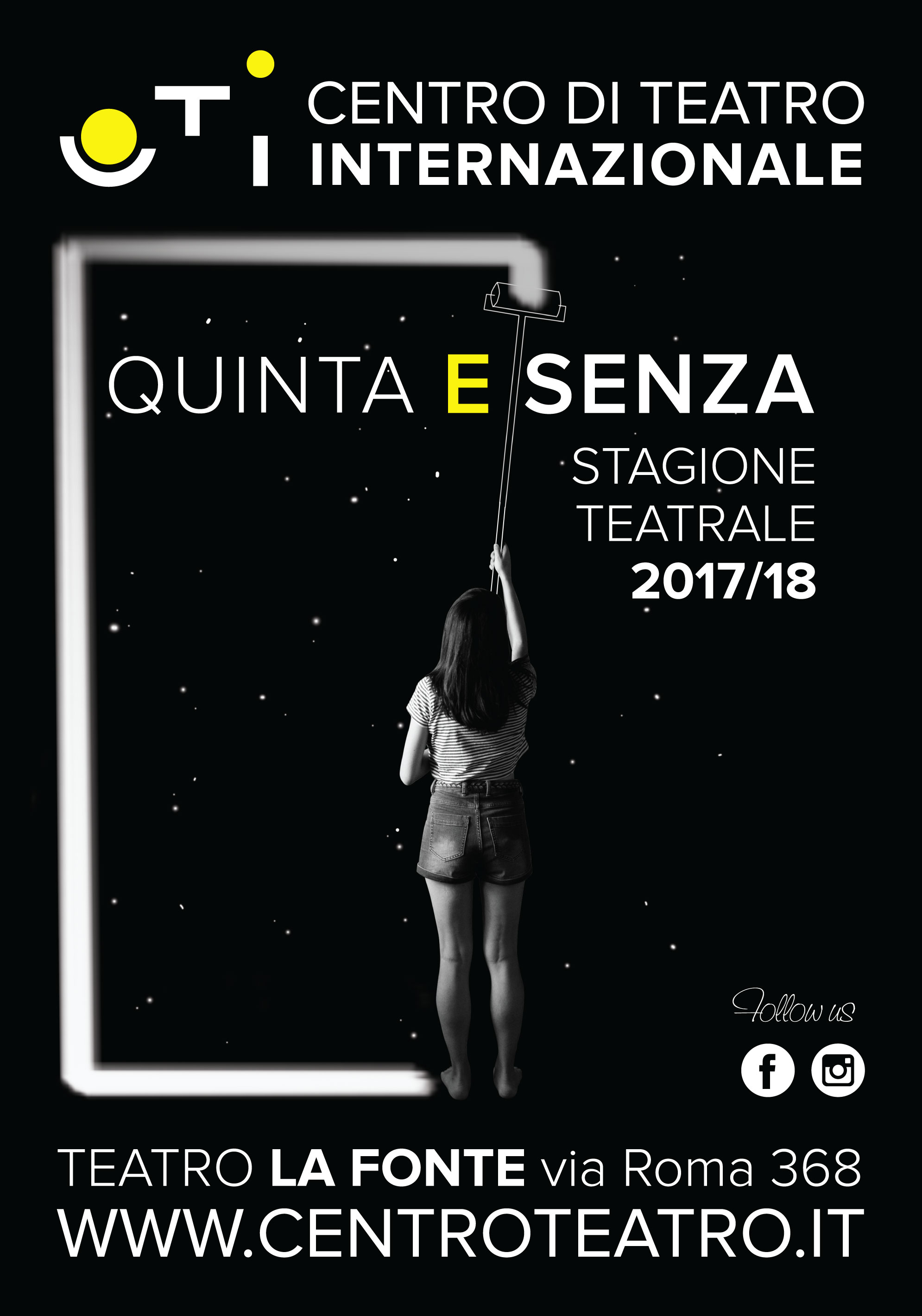 Stagione Teatrale 2017/8