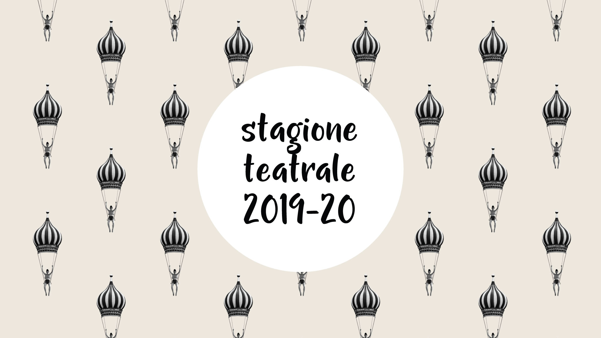 Stagione Teatrale 2019-20