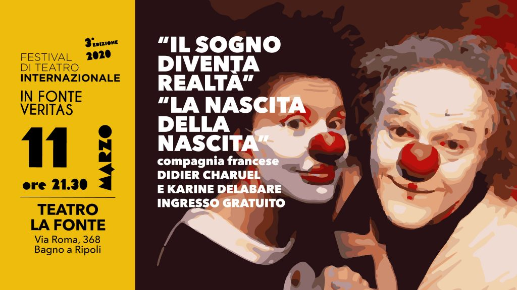 Banner Monologhi di Clown