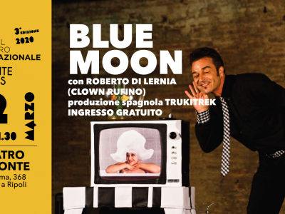 Blue Moon – spettacolo di clown e burattini